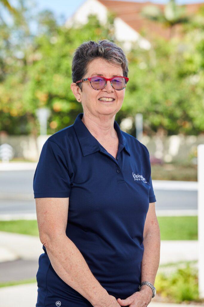 Tina Newton-Modlmayr - Graduate Physiotherapist